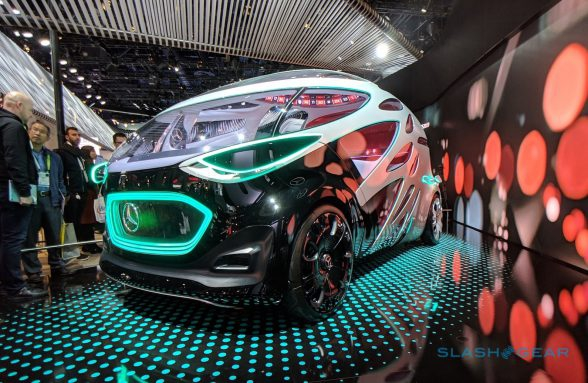 Photo of Don't let the Mercedes Vision URBANETIC's wacky looks fool you