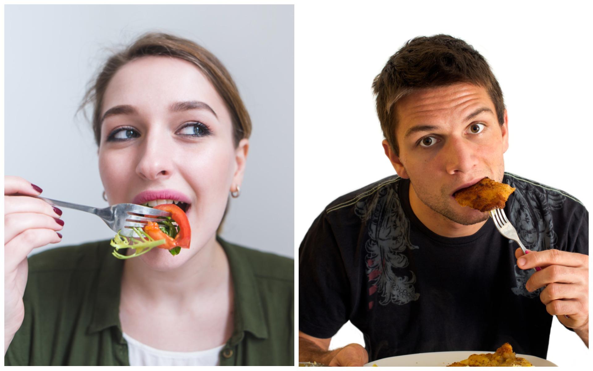 Кто такие веганы и вегетарианцы? Не есть мясо - вредно или полезно?