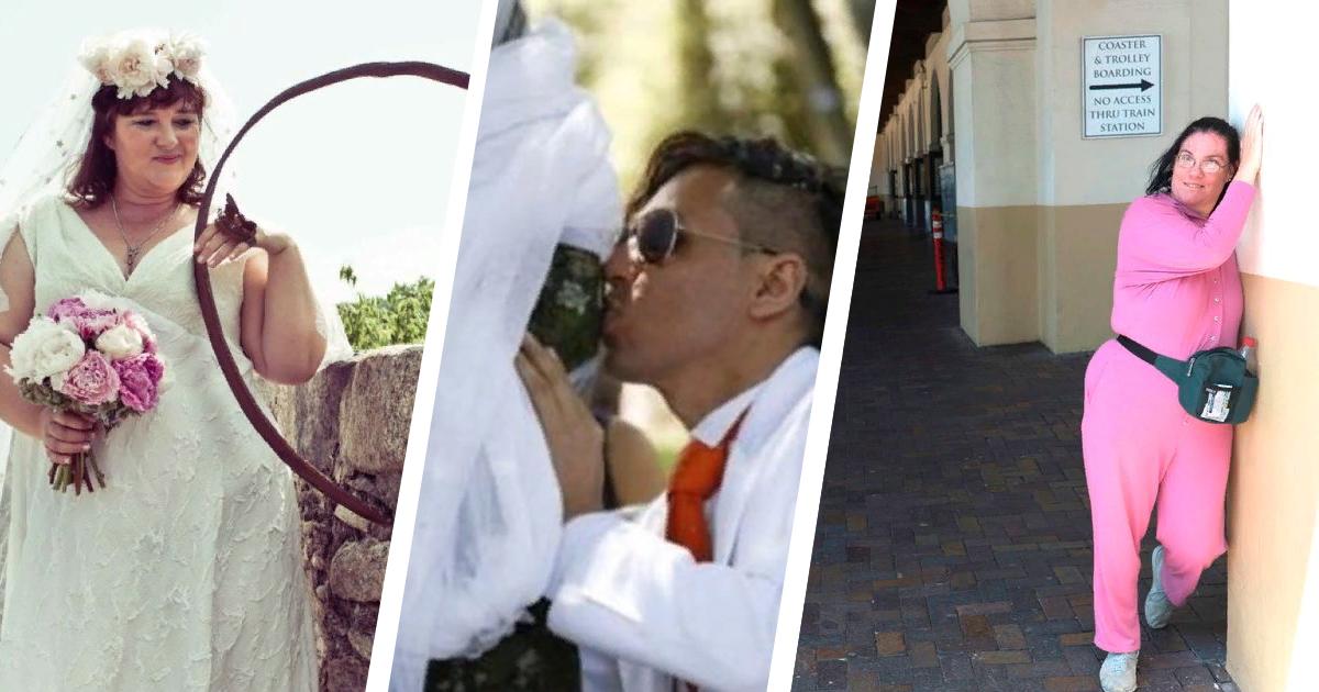 Фото Странный союз: зачем люди вступают в брак с неодушевленными предметами?