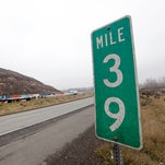 Washington State Wants to Stop Theft of Mile 420 Signs. Its Solution? Mile 419.9.