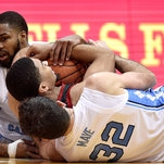 Men's Basketball Roundup: Louisville Routs No. 12 North Carolina in Chapel Hill