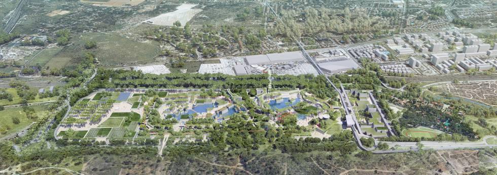 Photo of El mayor centro comercial de Europa encalla en Valencia