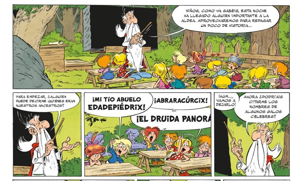 Photo of El nuevo cómic de Astérix y Obélix saldrá en otoño