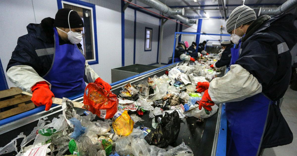 """Фото В России стартовала """"мусорная реформа"""". Насколько вырастут счета"""