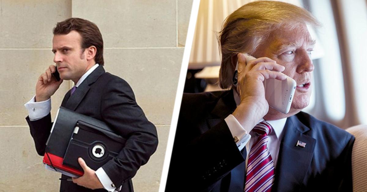 Позвоните Трампу. Главы разных государств и смартфоны, которыми они пользуются