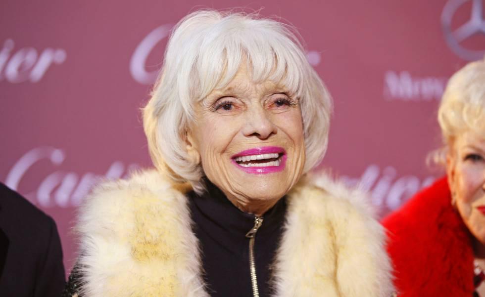 Photo of Muere Carol Channing, estrella de Broadway, a los 97 años