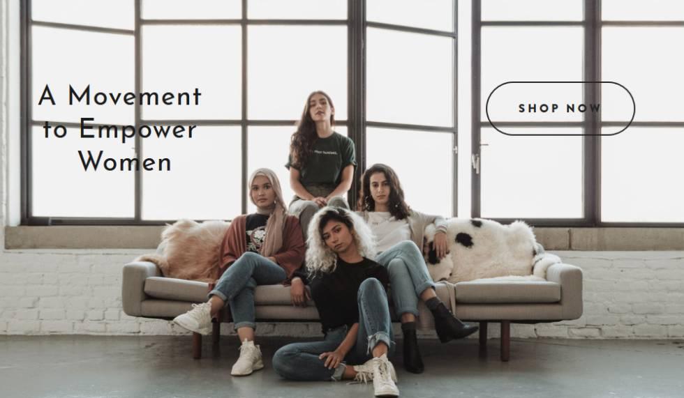 Photo of Las tres palabras con las que una diseñadora palestina de 22 años quiere empoderar a las mujeres
