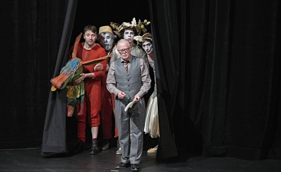 """Photo of """"El teatro de Lorca retrata lo que más nos duele"""""""
