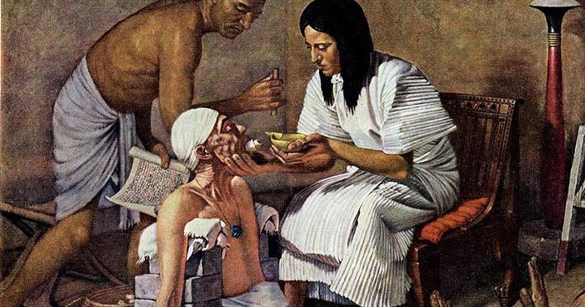 Сироп из улитки: самые безумные способы лечения из прошлого