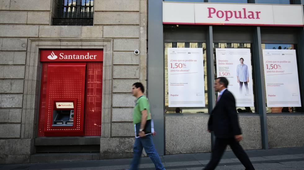 Photo of El Santander 'hereda' la imputación del Popular por la gestión de Ron y Saracho