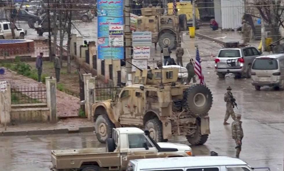 Photo of Cuatro soldados de EE UU mueren en un atentado en Siria