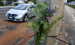 Australia's road deaths at lowest level in four years