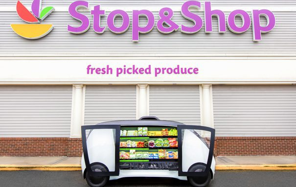 Photo of Stop & Shop to launch self-driving mini grocery stores in Boston