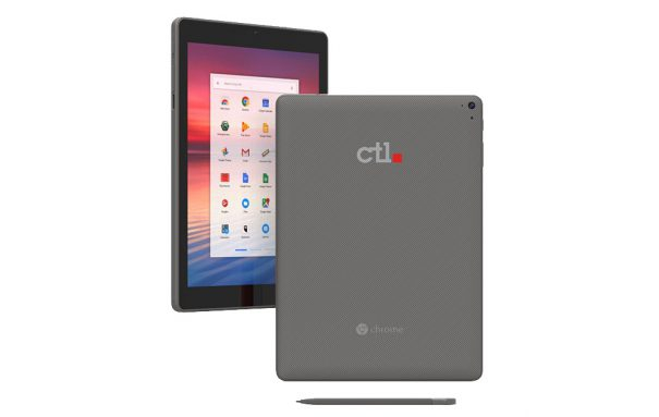 Photo of CTL Tx1 tablet with Chrome OS is designed for education