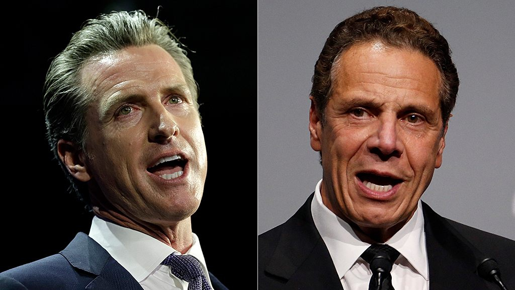 Photo of Newsom, Cuomo coasting towards socialism in California and New York - Our formula for greatness is under siege