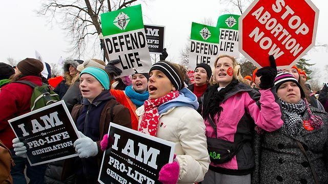 Photo of March for Life -- Here's why I (still) march