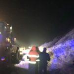 """Лавина частково перекрила трасу """"Мукачево – Рогатин"""" на Закарпатті (ФОТО)"""