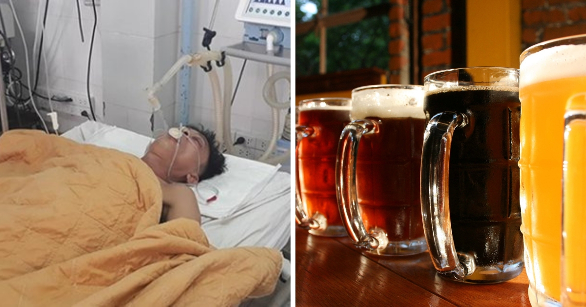 Пиво против алкогольного отравления: необычный способ лечения от врачей