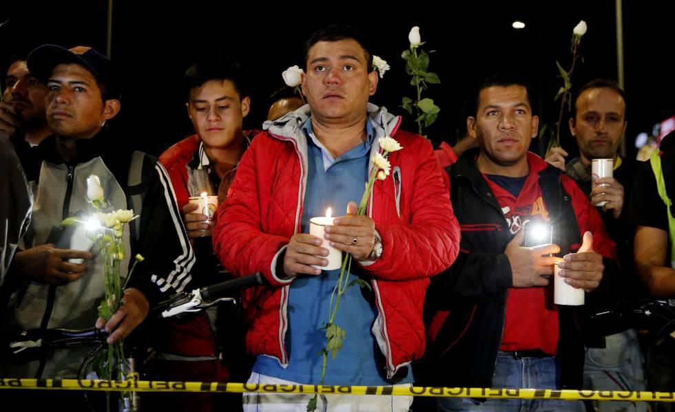 Photo of Colombia responsabiliza al ELN del atentado con más de 20 muertos en Bogotá