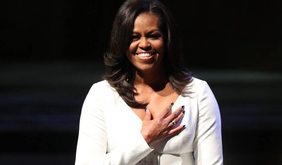 Photo of Michelle Obama rompe el récord de 'Cincuenta sombras de Grey'