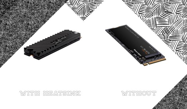 Photo of Newest WD SSD gets heatsink option to un-throttle performance
