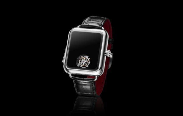 Photo of This $350,000 handless watch is a sly nod at Apple Watch excess