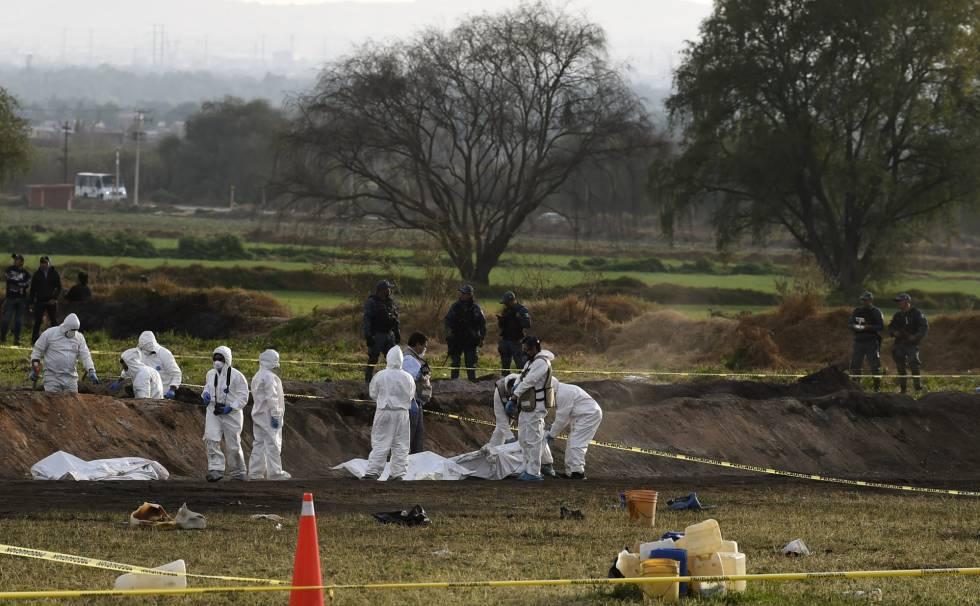 Photo of En vivo | Al menos 79 muertos en la explosión de un gasoducto en Hidalgo mientras robaban combustible
