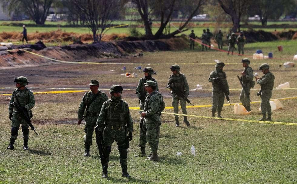 Photo of Demasiados interrogantes en Tlahuelilpan
