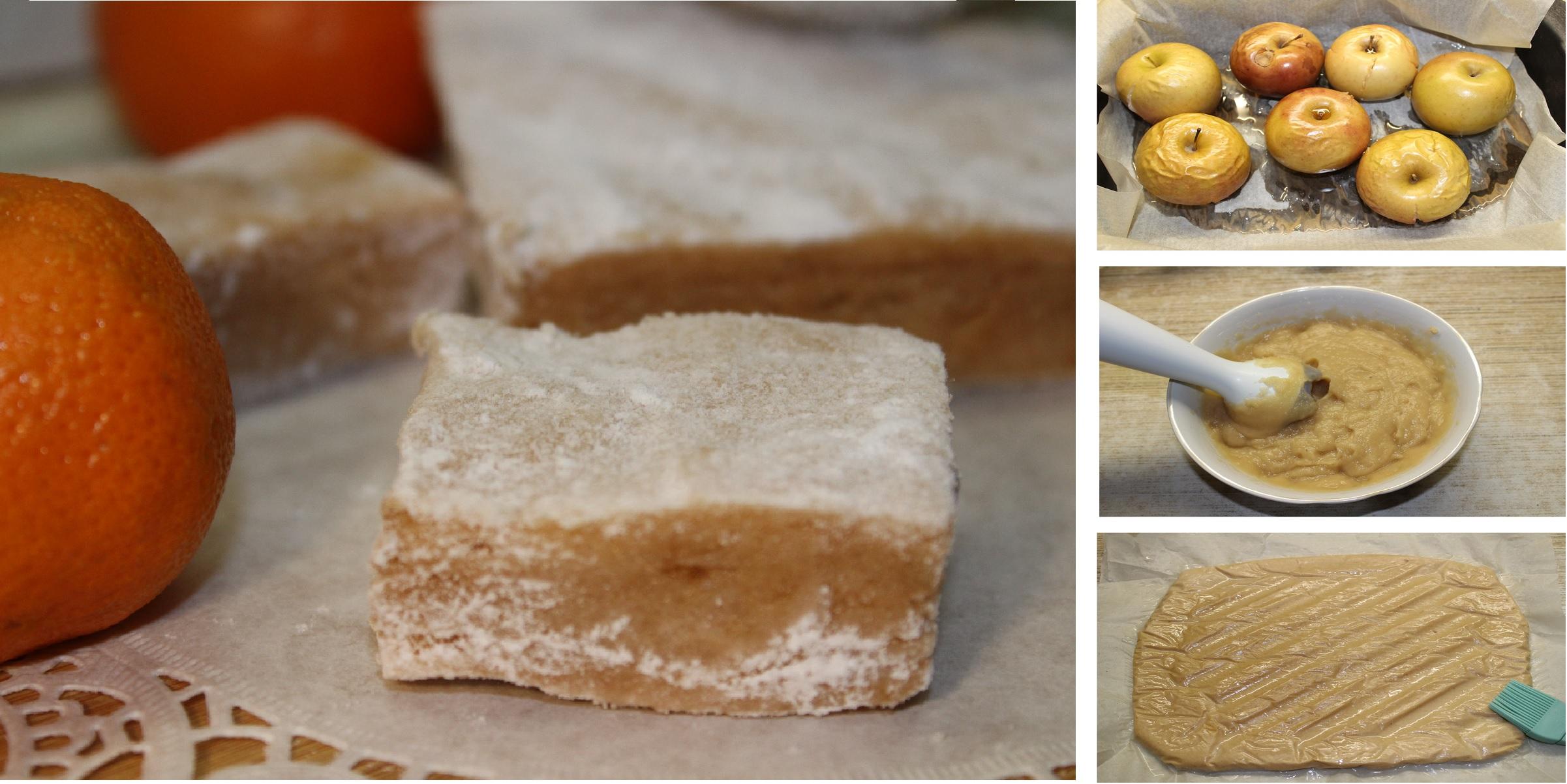 Полезная яблочная пастила своими руками: пошаговый фото рецепт
