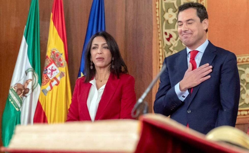 Photo of Los nuevos consejeros del Gobierno de la Junta de Andalucía