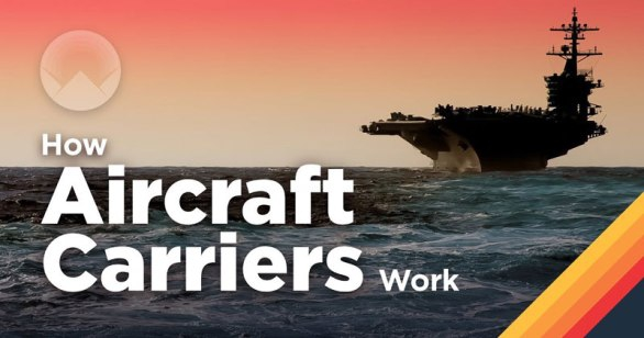Photo of Cities at Sea: How Aircraft Carriers Work