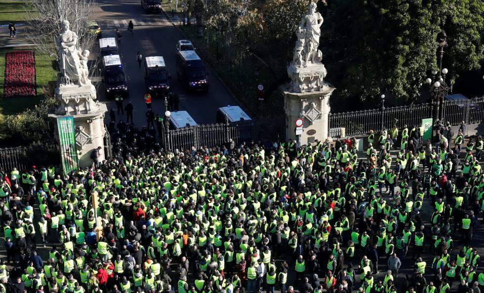 Photo of El redundante amarillo barcelonés