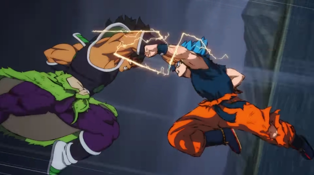 Photo of Dragon Ball Super: Broly Makes Broly The Hero And Goku More Selfish Than Ever