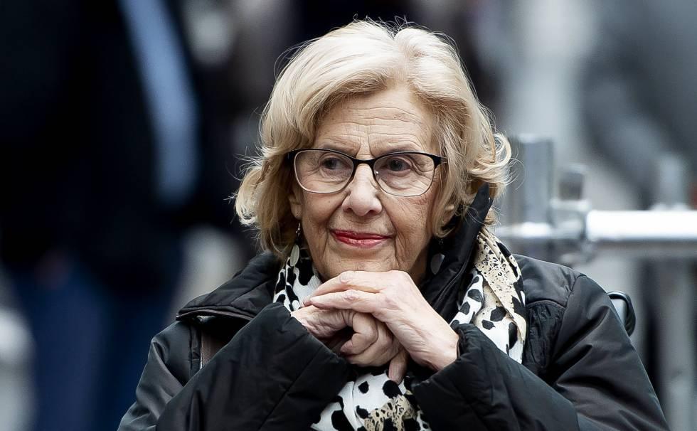 """Photo of Carmena reconoce que """"en principio"""" no integrará a Julio Rodríguez en Más Madrid"""