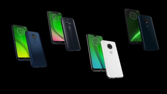 Photo of Moto G7 series details completely leaked by Motorola itself