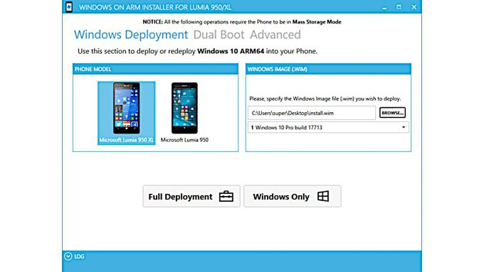 Photo of Lumia 950 XL with Windows 10 for ARM just got easier with this tool