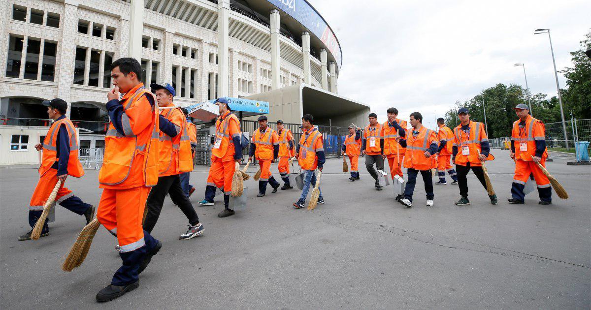 Фото Мигранты не спасли. В России впервые за 10 лет сократилось население
