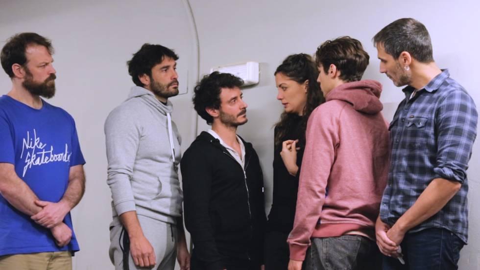 Photo of Así han sido los ensayos de 'Jauría', la obra de teatro sobre el juicio de La Manada