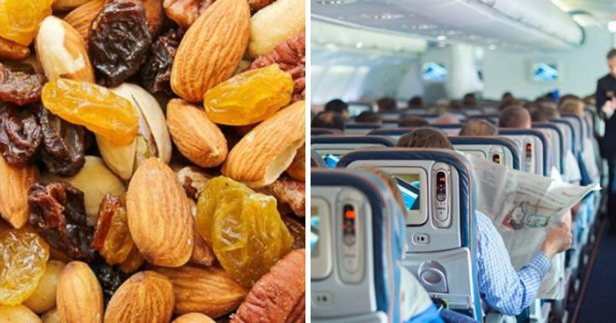 Фото Не перед самолетом: блюда, которые заставят плохо себя чувствовать в полете