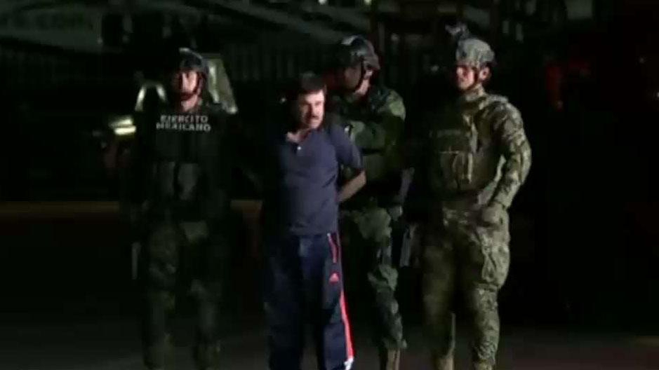Photo of 'El Chapo' personally tortured and buried enemies alive, witness says