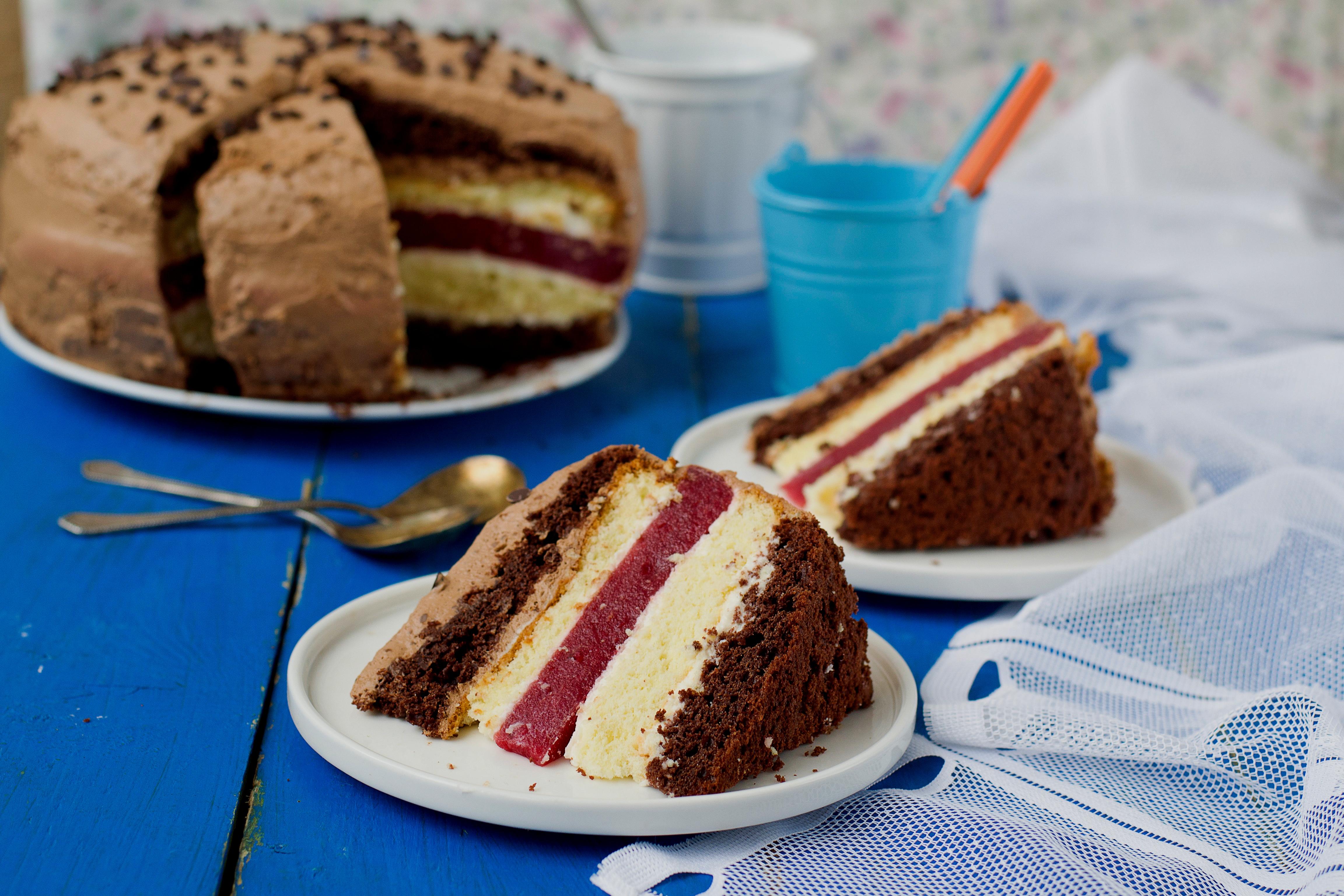 """Торт """"Мишель"""" – божественный вкус!"""