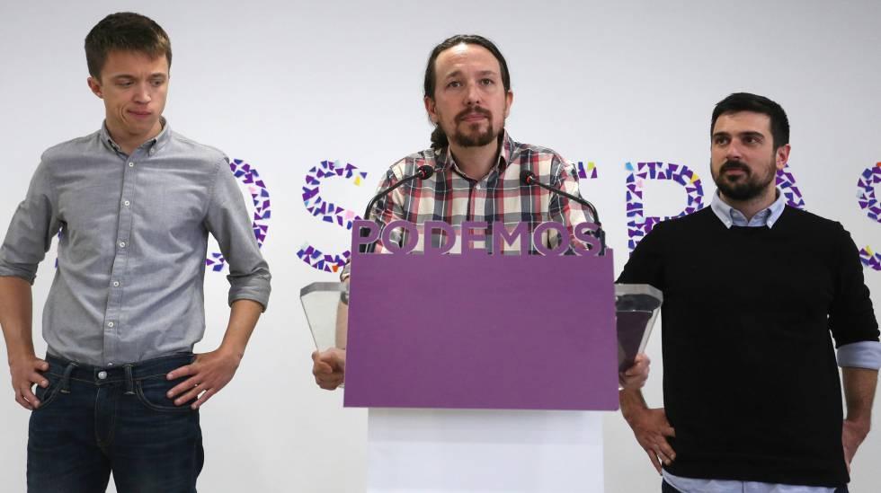 Photo of Ramón Espinar dimite como líder de Podemos en Madrid y agrava la crisis interna