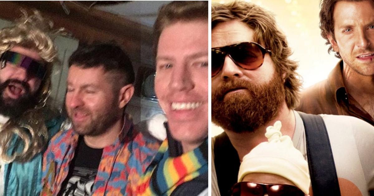Добро пожаловать: парень преодолел 4000 км для того, чтобы попасть на вечеринку к незнакомцам