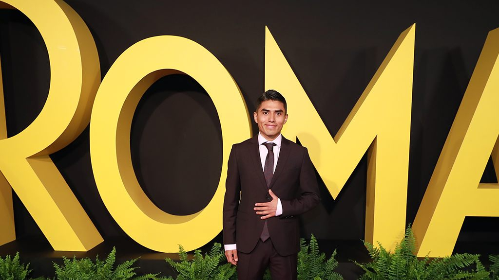 Photo of Mexican 'Roma' actor denied visa three times, may miss Academy Awards