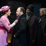 Critic's Pick: Review: 'My Fair Lady,' Illuminated With New Stars