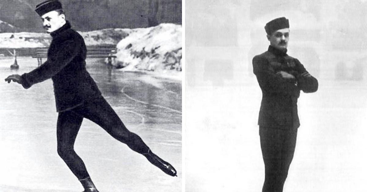 Фото Николай Панин: история первого олимпийского чемпиона России