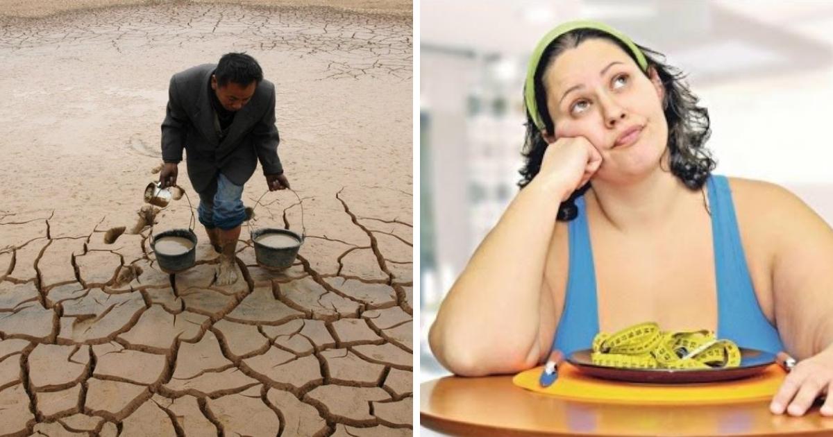 Фото Опасная диета. Что такое сухое голодание и почему это очень вредно?