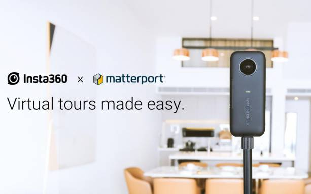 Photo of Insta360 ONE X Matterport integration makes virtual tour creation easy as pie