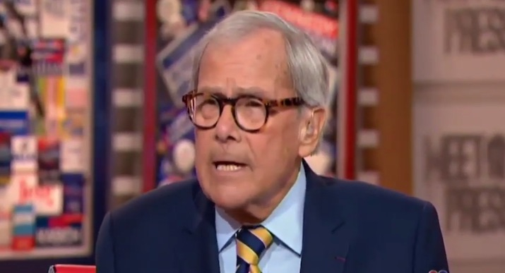 """Photo of Brokaw: Hey, sorry for telling Hispanic immigrants to """"work harder at assimilation"""""""