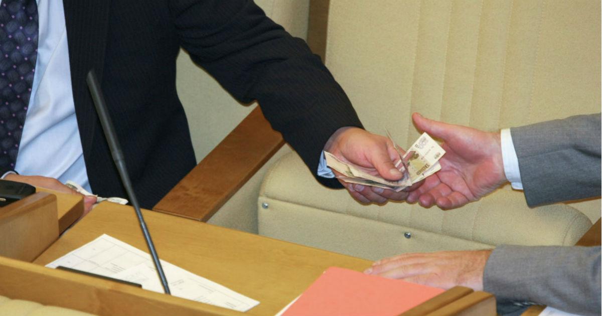 """Фото Воруй смело! Минюст РФ предлагает не наказывать за """"вынужденную коррупцию"""""""